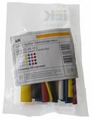 Набор (в боксе) термоусаживаемых трубок (отрезков) IEK UDRS-D2-D8-10-2 8 / 1 мм