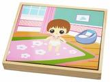Доска для рисования детская FindusToys Ребенок