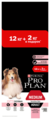 Корм для собак Purina Pro Plan Optiderma для здоровья кожи и шерсти, лосось с рисом (для средних пород)