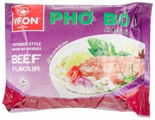 Vifon Лапша рисовая PHO BO со вкусом говядины 60 г