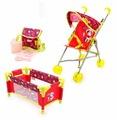 Прогулочная коляска Mary Poppins Delux 3в1 67339