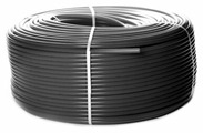Труба водопроводная STOUT PE-Xa/EVOH универсальная SPX-0001-002535, сшитый полиэтилен, 25мм, 50м