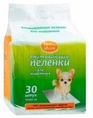 Пеленки для собак впитывающие Чистый хвост 56486/CT604530 45х60 см