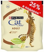 Корм для кошек CAT CHOW с уткой