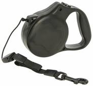 Поводок-рулетка для собак КАСКАД Автоматическая тросовая (50 кг)
