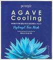 Petitfee Охлаждающая гидрогелевая маска для лица с экстрактом агавы Agave Cooling Hydrogel Face Mask