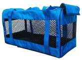 Переноска-сумка для собак Теремок СПС-1 46х23х24 см