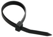 Стяжка кабельная (хомут стяжной) IEK UHH32-D025-100-100 2.5 х 100 мм