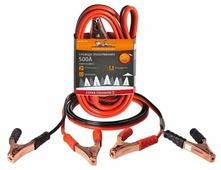 Пусковые провода Airline SA-500-10S, 500А, 4 м