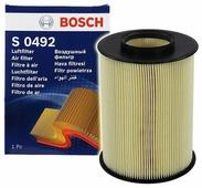 Цилиндрический фильтр BOSCH f026400492
