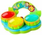 Интерактивная развивающая игрушка Bright Starts Сафари Барабаны