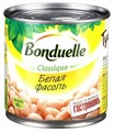 Фасоль Bonduelle Classique белая, жестяная банка 400 г