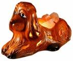 Солевая лампа ЭКО ПЛЮС Собачка рыжая