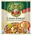 Omi`s Рагу из чечевицы с кусочками постной свинины и овощами 800 г