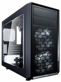 Компьютерный корпус Fractal Design Focus G Mini Black