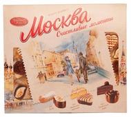 Набор конфет Красный Октябрь Москва. Счастливые моменты 177 г