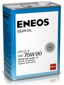 Трансмиссионное масло ENEOS GEAR GL-5 75W90