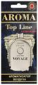 AROMA TOP LINE Ароматизатор для автомобиля Aroma U003 Hermes Voyage 14 г