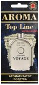AROMA TOP LINE Ароматизатор для автомобиля Aroma №U003 Hermes Voyage 14 г