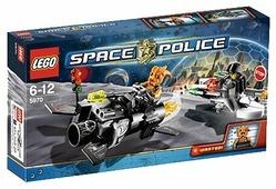 Конструктор LEGO Space 5970 Замораживающий Луч Безумия