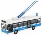 Троллейбус ТЕХНОПАРК СТ12-434 18 см