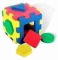 Сортер Мир деревянных игрушек Геометрия