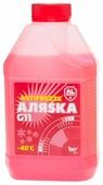 Антифриз Аляsка Antifreeze -40°C G11 Красный