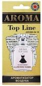 AROMA TOP LINE Ароматизатор для автомобиля Aroma №18 Guerlain La Petite Noire 14 г