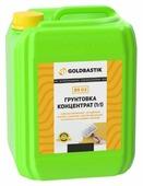 Грунтовка GOLDBASTIK концентрат 1:1 бесцветная (5 л)