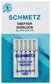 Игла/иглы Schmetz Overlock ELx705 SUK CF 65/9