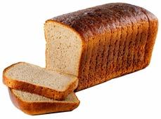 Белая Вежа Хлеб Дарницкий формовой ржано-пшеничный в нарезке 350 г