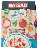RAISAD Рис с овощами Постная паэлья 200 г