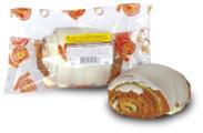 Обнинский Хлеб Булка с маком, глазированная помадой