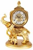 Часы каминные Русские подарки Слон