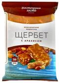 Щербет Азовская кондитерская фабрика Восточный гость с арахисом 200 г