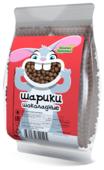Готовый завтрак Компас Здоровья Шарики шоколадные, пакет