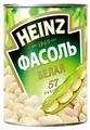 Фасоль Heinz белая, жестяная банка 400 г
