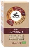 Рис Alce Nero Baldo Integrale коричневый нешлифованный 500 г