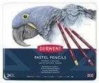 Derwent Пастельные карандаши Pastel pencils, 24 цвета (32992)