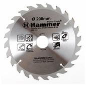 Пильный диск Hammer Flex 205-124 CSB WD 200х32 мм