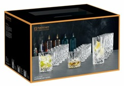 Nachtmann Набор стаканов Noblesse Barware set 101764 18 шт.