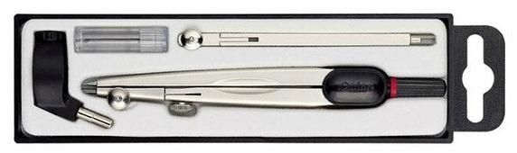 Rotring Готовальня Compact 4 предмета (S0676540)