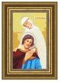 Золотое Руно Набор для вышивания бисером Икона Святые Пётр и Феврония 23 х 13,8 см (РТ-061)