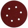 Шлифовальный круг на липучке Metabo 624024000 150 мм 25 шт