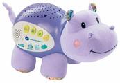 Интерактивная развивающая игрушка VTech Музыкальный проектор звездного неба Vtech «Бегемот» (80-180926)