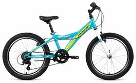 Подростковый горный (MTB) велосипед FORWARD Dakota 20 1.0 (2019)
