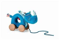 Каталка-игрушка Lilliputiens Носорог Мариус (83059)