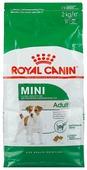 Корм ROYAL CANIN Mini Adult 2кг для взрослых собак мелких пород