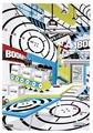 Мишень-плакат BOOMco Делюкс (BBR47/BBR48/BBR49)