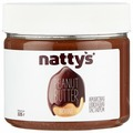 Nattys Паста арахисовая Brownie с шоколадом
